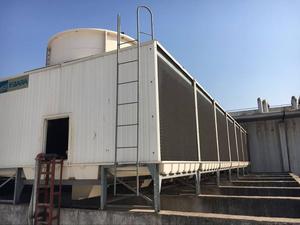中央空调水塔清洗6