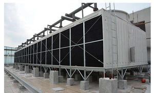 中央空调水塔清洗