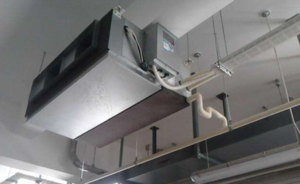 中央空调风管清洗