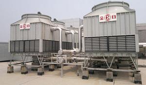 中央空调水塔清洗3