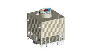 工业冷却设备清洗