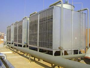 中央空调水塔清洗2